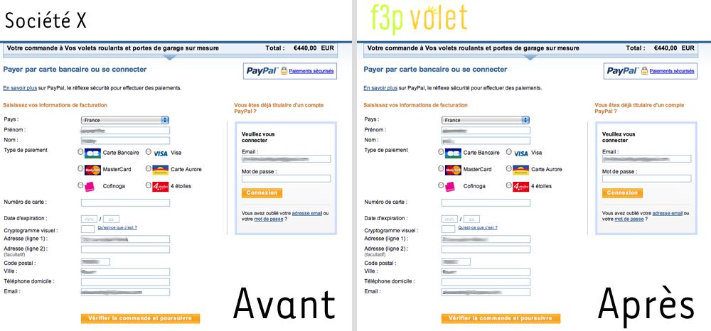 Personnalisez votre page de paiement s curis avec paypal le blog de 42stores - Tv paiement plusieurs fois ...